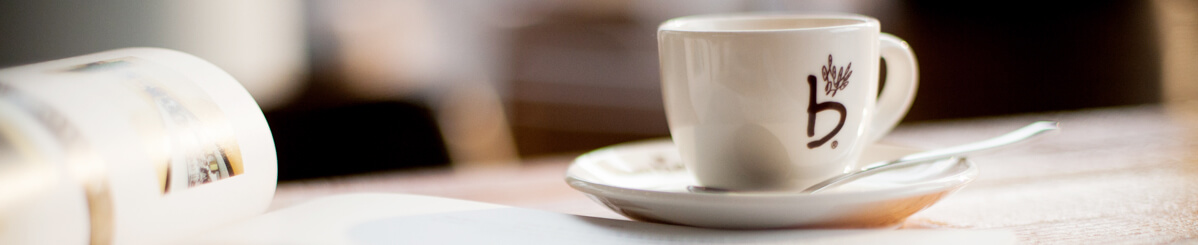 Caffe Bene coffee cup